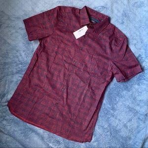 Perry Ellis Men's Button Down Shirt